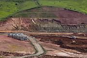 Jeceaba_MG, Brasil..Construcao de uma usina siderurgica em Jeceaba...The construction of the steel industry in Jeceaba...Foto: BRUNO MAGALHAES / NITRO