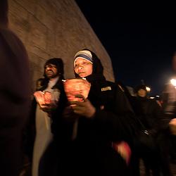 Maundy Thursday, Jerusalem