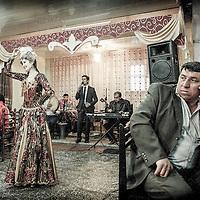 Khiva, Uzbekistan 25 March 2012<br /> Scene during a wedding in Khiva.<br /> PHOTO: EZEQUIEL SCAGNETTI