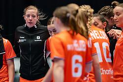 Harma van Kreij of Netherlands during the Women's friendly match between Netherlands and Slovenia at De Maaspoort on march 19, 2021 in Den Bosch, Netherlands (Photo by RHF Agency/Ronald Hoogendoorn)