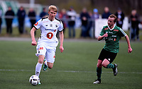Fotball , 26. april 2017 ,   NM 1. runde herrer , Hei - Odd<br /> Erik Eikeng  , Odd<br /> Mathias Bråthen , Hei