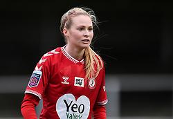 Molly Pike of Bristol City Women - Mandatory by-line: Ryan Hiscott/JMP - 30/01/2021 - FOOTBALL - Twerton Park - Bath, England - Bristol City Women v Brighton and Hove Albion Women - FA Womens Super League 1