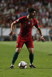 September 10, 2018 - Lisbon, Portugal - Ruben Neves of Portugal and Wolverhampton  during the UEFA Nations League A group football match between Portugal and Italy, in Lisbon, on September 10, 2018. (Credit Image: © Carlos Palma/NurPhoto/ZUMA Press)