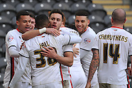 Hull City v Milton Keynes Dons 120316