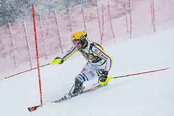 Holzmann Sebastian (GER) during the Audi FIS Alpine Ski World Cup Men's  Slalom at 60th Vitranc Cup 2021 on March 14, 2021 in Podkoren, Kranjska Gora, Slovenia Photo by Grega Valancic / Sportida