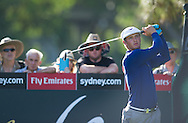 Bryson DeChambeau during the second round of the Australian Open at The Australian Golf Club, Sydney (Photo: Anthony Powter)