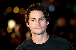 Dylan O'Brien attending the Maze Runner: The Death Cure fan screening held at Vue West End in Leicester Square, London.