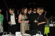 LADY TAMARA VAN CUTSEM AND STEPHANIE FERRARIO, The 28th Game Conservancy Trust Ball, In association with Barter Card. Battersea Park. 18 May 2006. ONE TIME USE ONLY - DO NOT ARCHIVE  © Copyright Photograph by Dafydd Jones 66 Stockwell Park Rd. London SW9 0DA Tel 020 7733 0108 www.dafjones.com
