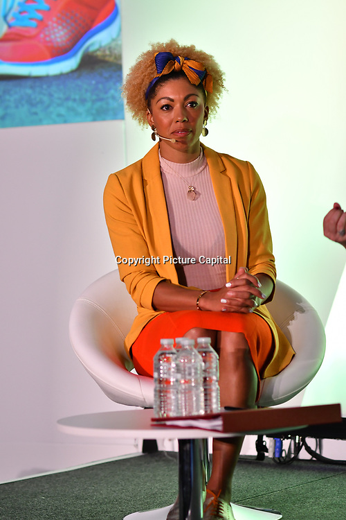 Speaker Dr Zoe Williams at Elevate 2019 on 8 May 2019, at Excel London, UK.