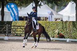 Van Liere Dinja, NED, Hermes<br /> CHIO Aachen 2021<br /> © Hippo Foto - Sharon Vandeput<br /> 17/09/21