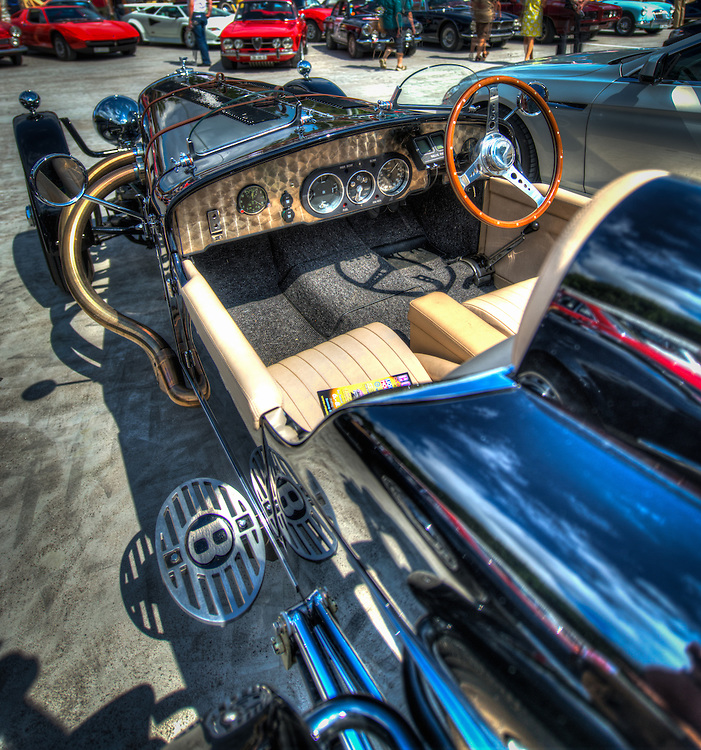 The Blue Bentley