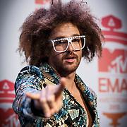NLD/Amsterdam/20131109 - Pressconference MTV EMA 2013, Redfoo, Stefan Kendal Gordy