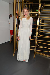 LAURA HAYDEN at the Tiffany & Co. Exhibition 'Fifth And 57th' Opening Night held in The Old Selfridges Hotel, Orchard Street, London on 1st July 2015.