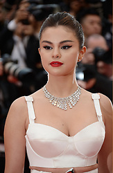May 14, 2019 - Cannes, France - CANNES, FRANCE - MAY 14: Selena Gomez attends the opening ceremony and screening of ''The Dead Don't Die'' during the 72nd annual Cannes Film Festival on May 14, 2019 in Cannes, France. (Credit Image: © Frederick InjimbertZUMA Wire)