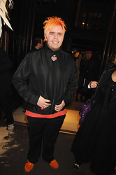 PEREZ HILTON at a party hosted by Mulberry to celebrate the publication of The Meaning of Sunglasses by Hadley Freeman held at Mulberry 41-42 New Bond Street, London on 14th February 2008.<br /><br />NON EXCLUSIVE - WORLD RIGHTS