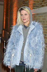 ALISON MOSSHART at the Future Contemporaries Party in association with Coach at The Serpentine Sackler Gallery, West Carriage Drive, Kensington Gardens, London on 21st February 2015.