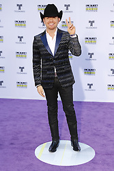 HOLLYWOOD, CA - OCTOBER 26: El Dasa attends the Telemundo's Latin American Music Awards 2017 held at Dolby Theatre on October 26, 2017. Byline, credit, TV usage, web usage or linkback must read SILVEXPHOTO.COM. Failure to byline correctly will incur double the agreed fee. Tel: +1 714 504 6870.