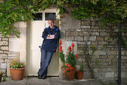 Midge Ure at his home in Wiltshire