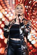Beatrice Egli bei STARS+HELDÄ. TV-Aufzeichnung vom 24. April 2021 in Egerkingen.