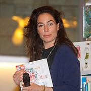 NLD/Amsterdam/20151110 - Boekpresentatie Sinterklaasboeken geschreven door Bn-ers, Halina Reijn
