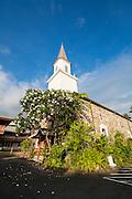 Mokuaikaua Church 1820, Kailua-Kona, Island of Hawaii