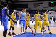 DESCRIZIONE : Porto San Giorgio Lega A 2013-14 Sutor Montegranaro Vanoli Cremona<br /> GIOCATORE : Zeliko Sakic<br /> CATEGORIA : esultanza<br /> SQUADRA : Sutor Montegranaro<br /> EVENTO : Campionato Lega A 2013-2014<br /> GARA : Sutor Montegranaro Vanoli Cremona<br /> DATA : 12/01/2014<br /> SPORT : Pallacanestro <br /> AUTORE : Agenzia Ciamillo-Castoria/C.De Massis<br /> Galleria : Lega Basket A 2013-2014  <br /> Fotonotizia : Porto San Giorgio Lega A 2013-14 Sutor Montegranaro Vanoli Cremona<br /> Predefinita :