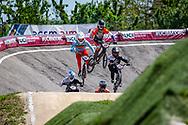 2021 UCI BMXSX World Cup<br /> Round 2 at Verona (Italy)<br /> Qualification<br /> ^mu#639 GOOSSENS, Tim (NED, MU)