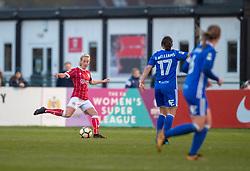Millie Turner of Bristol City Women - Mandatory by-line: Paul Knight/JMP - 28/03/2018 - FOOTBALL - Stoke Gifford Stadium - Bristol, England - Bristol City Women v Birmingham City Ladies - FA Women's Super League