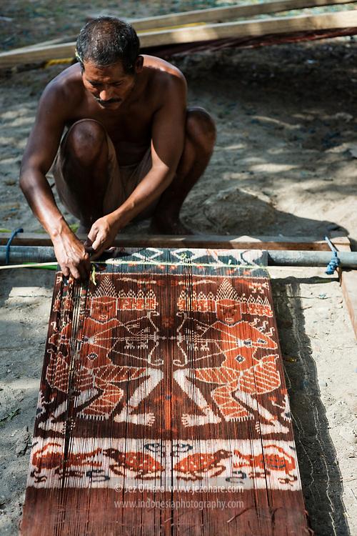Kampung Adat Raja Prailiu, Waingapu, Sumba Timur, Nusa Tenggara Timur, Indonesia