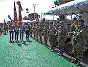 Marines At The Corona Del Mar Classic Car Show