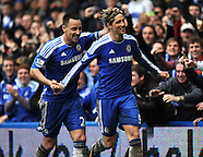 Chelsea v Queens Park Rangers 290412