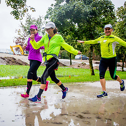 20170916: SLO, Running - Priprave na Ljubljanski maraton