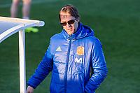 Julen Lopetegui during the training of Spanish national team under 21 at Ciudad del El futbol  in Madrid, Spain. March 21, 2017. (ALTERPHOTOS / Rodrigo Jimenez)