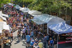 North America, United States, Washington, Bellevue, Bellevue ARTSFair, juried art festival held annually in July