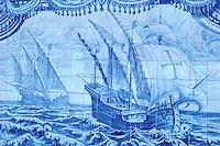 Portugal - Azulejos à Poco de Arcos