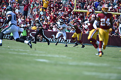 Sep. 10, 2017; Landover, MD, The Philadelphia Eagles against the Washington Redskins at FedEx Field Field.  (Photo by John Geliebter/Philadelphia Eagles)