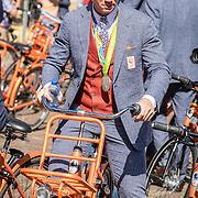 NLD/Den Haag/20160824 - Huldiging sporters Rio 2016,
