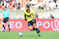 FOOTBALL - TOUNOI DE PARIS 2010 - FC PORTO v GIRONDINS BORDEAUX - 01/08/2010 - PHOTO GUY JEFFROY / DPPI - JOSEF DE SOUZA (PORTO)