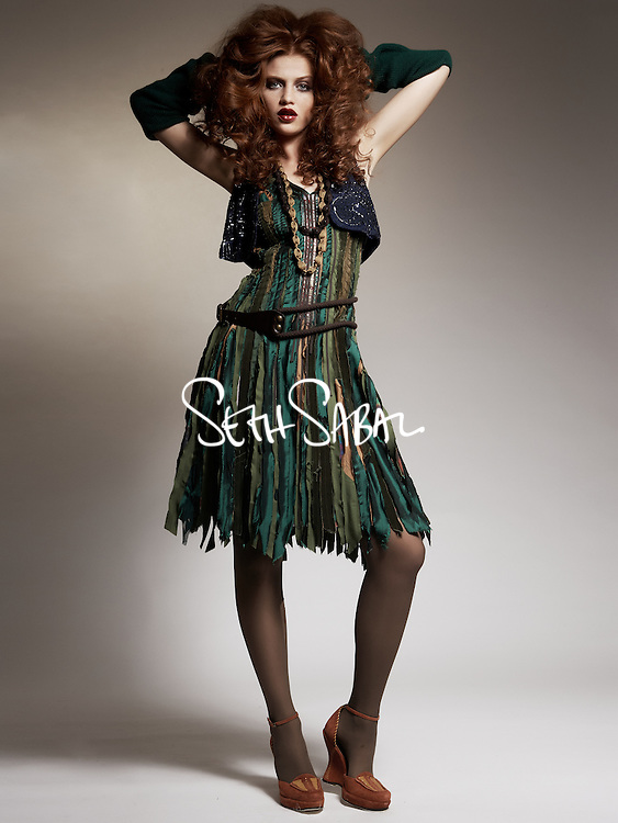 Cintia Dicker By Seth Sabal Studio 3/4 View