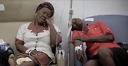 March 27, 2019 - Miami, FL, USA - En Haití, donde no hay tratamiento de radiación o acceso a la vacuna VPH, muchas mujeres fallecen de cáncer del cuello del útero, una enfermedad tanto prevenible como tratable. (Credit Image: © José A. Iglesias/Miami Herald/TNS via ZUMA Wire)