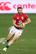 24/07 1st Test, Lions v South Africa, Cape Town [GETTY CAPTION]