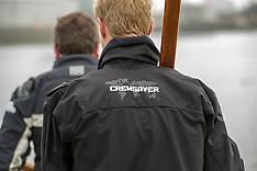 Adventurer rowers | Edinburgh | 23 April 2014