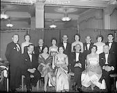 1960 -Lincoln and Nolan 9th Annual Dance.   B276.