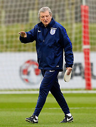 England Manager Roy Hodgson - Mandatory byline: Matt McNulty/JMP - 22/03/2016 - FOOTBALL - St George's Park - Burton Upon Trent, England - Germany v England - International Friendly - England Training and Press Conference
