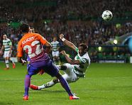 280916 Celtic v Manchester City UCL