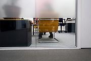 Nederland, Nijmegen, 21-1-2019Vandaag werd het nieuwqe bestuursgebouw van de Radboud Universiteit, RU, in gebruik genomen. Het bevindt zich in het Berchmanianum, een voormalig koooster wat tegen de campus aan ligt. Het gebouw stamt uit de jaren twintig en er zijn het college van bestuur en verschillende ondersteunende diensten in gehuisvest. De afdelingen hebben allemaal flexwerkplekken.Foto: Flip Franssen