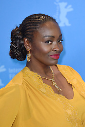 Aissa Maiga attending The Boy Who Harnessed The Wind Photocall as part of the 69th Berlin International Film Festival (Berlinale) in Berlin, Germany on February 12, 2019. Photo by Aurore Marechal/ABACAPRESS.COM
