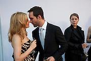 Chris Diamantopoulos; Becki Newton, Glamour magazine Women of the Year Awards. Berkeley Square. London. 2 June 2009