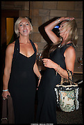 PIPPA LATIMER-HARRIS; DEBBIE HARRIS, The Country Life Fair, Royal reception and Grand Ball. Natural History Museum, Cromwell Rd. London. 10 September 2014.