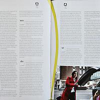 Tekst en beeld zijn auteursrechtelijk beschermd en het is dan ook verboden zonder toestemming van auteur, fotograaf en/of uitgever iets hiervan te publiceren <br /> <br /> Advocatenblad mei 2014: jeugdstrafrechtspecialist Rachida el Hessaini